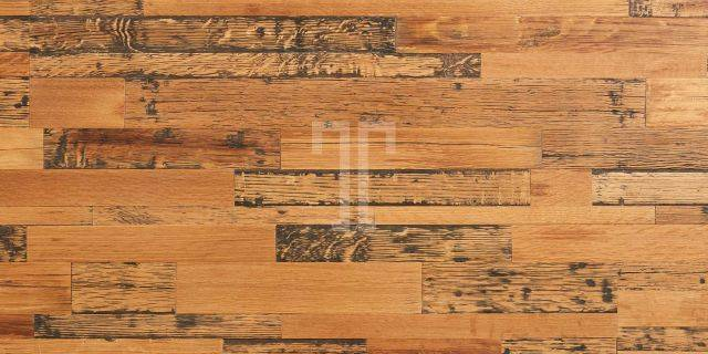 BOLD SURFACES Collection - Reclaimed American Oak Plank