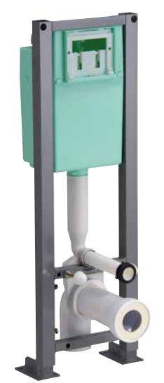 Tall Height WC Frame BCU350 Self Supporting