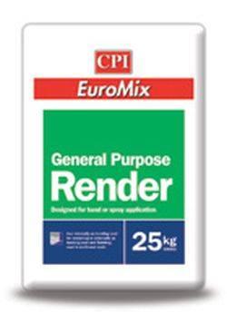 EuroMix General Purpose Render