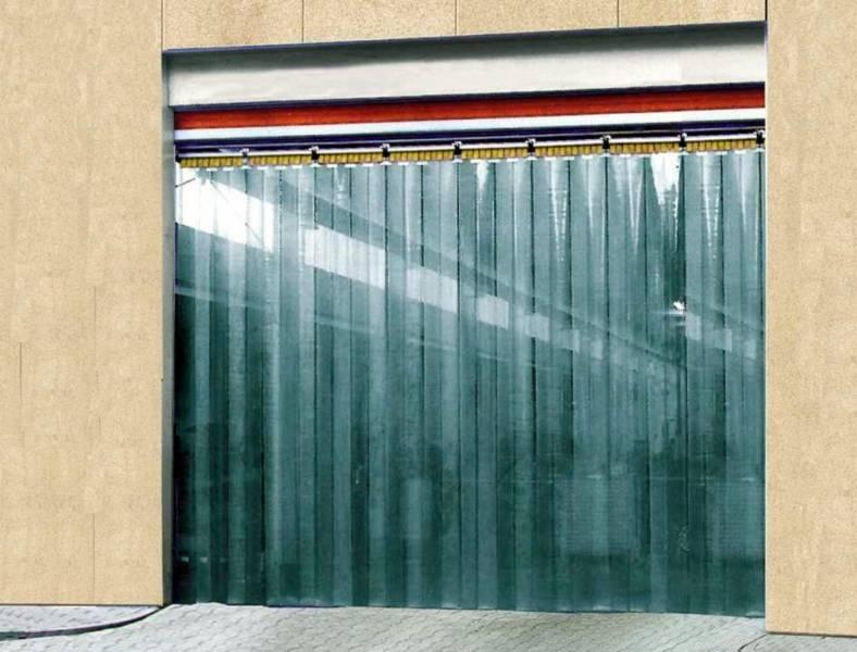 PVC Strip Curtain EV Range