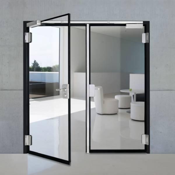 Glass Insulated Fire Doors