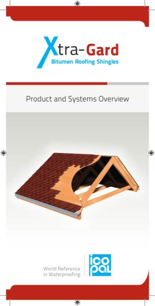 Icopal Xtra-Gard Bitumen Roofing Shingles Product and Systems Overview