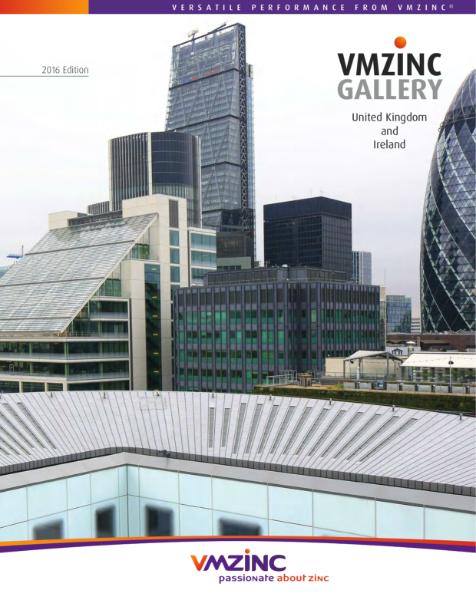 VMZINC Gallery 2016