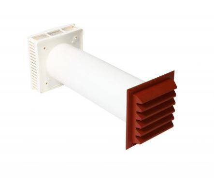 Glidevale Protect Fresh 90 Wall Ventilator