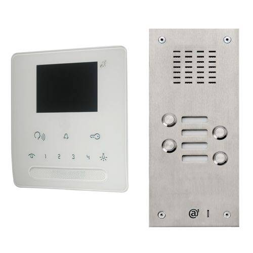 Audio Visual Entry Systems - Panels