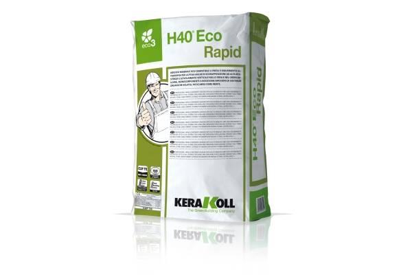 H40® Eco Rapid