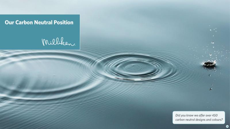 Milliken's Carbon Neutral Position