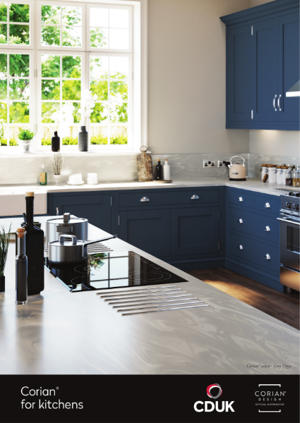 Corian® for Kitchens Brochure