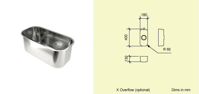 Sink Bowl LE18