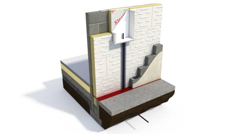 CavityTherm Hockey Stick Insulation