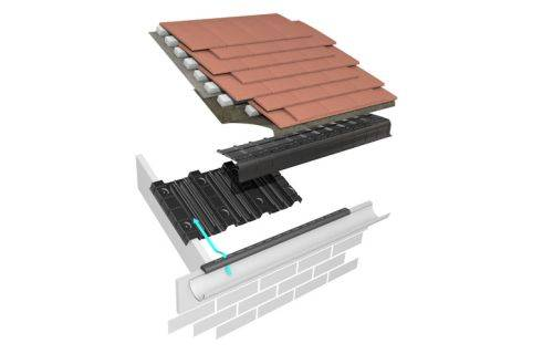 Universal Eaves Vent