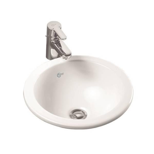 Concept Sphere 38 cm Countertop Washbasin -E502301