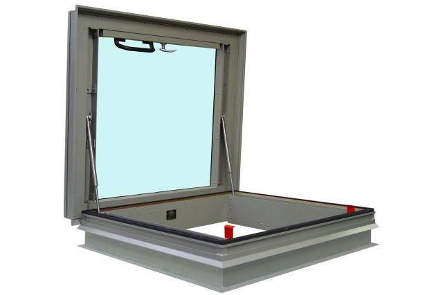 Fixed Glazed Rooflight