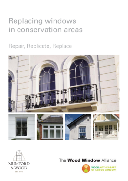 WWA Replacing windows in conservation areas
