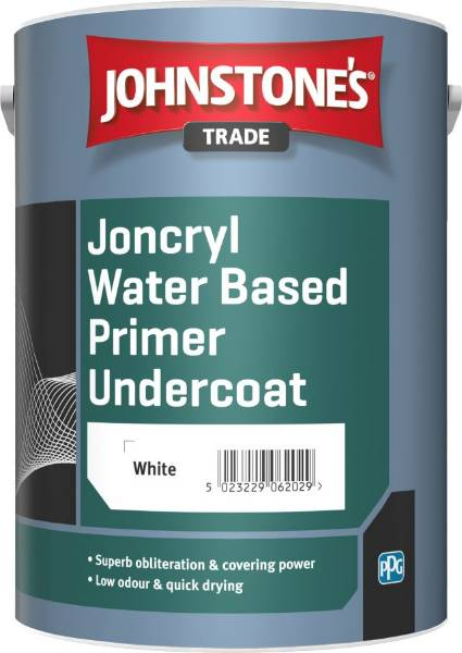 Joncryl Water-Based Primer Undercoat