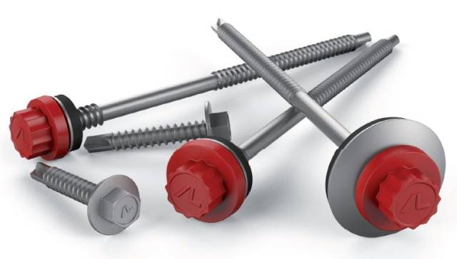 Ashfix steel fasteners