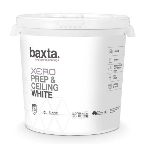 Xero Prep & Ceiling White