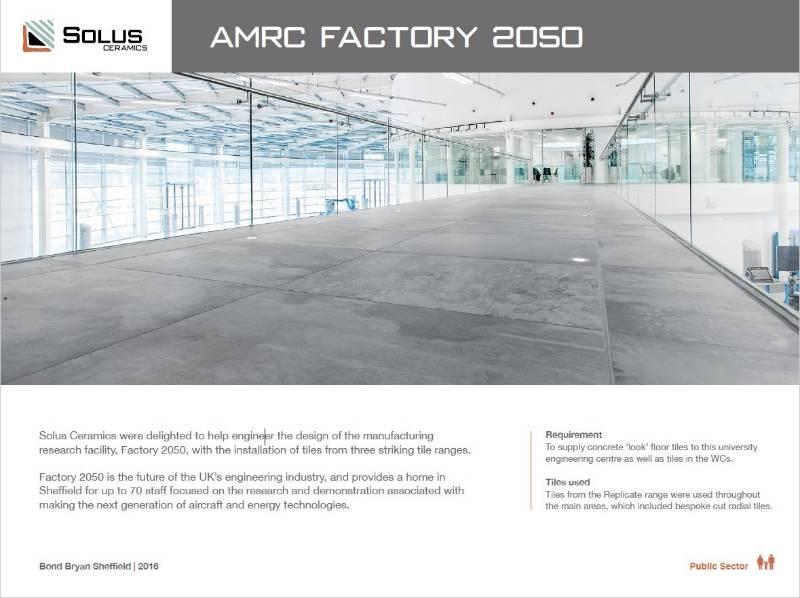 AMRC Factory 2050