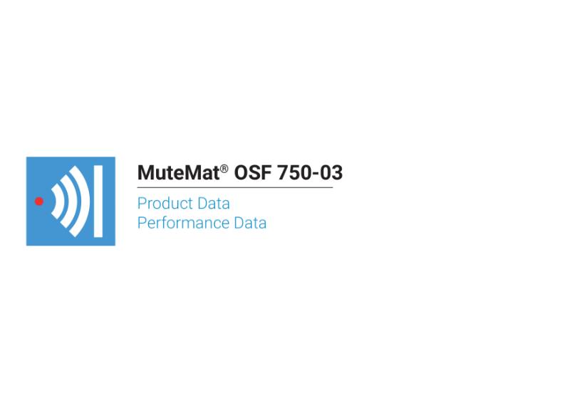 MuteMat OSF Product Data