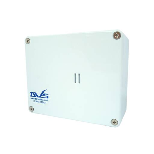 Flushmatic Urinal Control Box - White