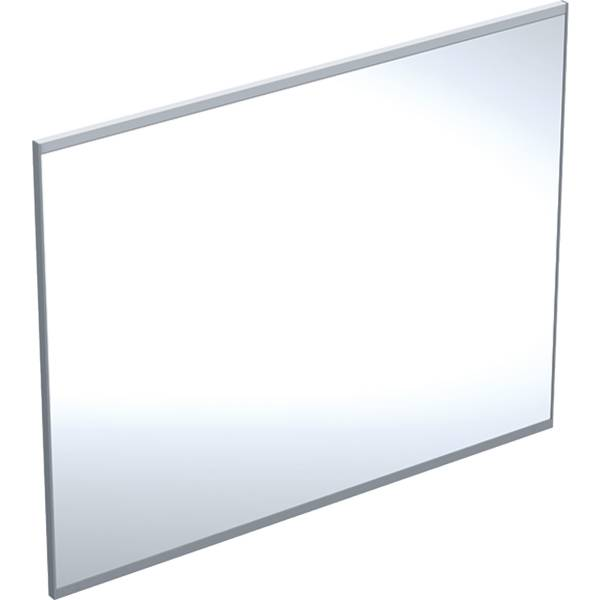 Option Plus illuminated mirror with direct and indirect lighting
