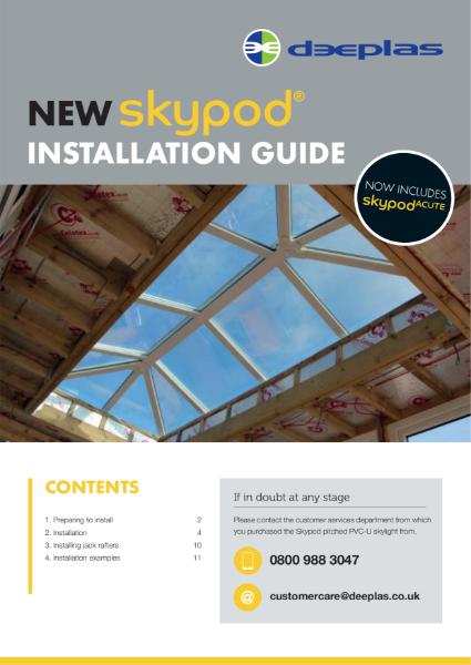Deeplas Skypod Installation Guide