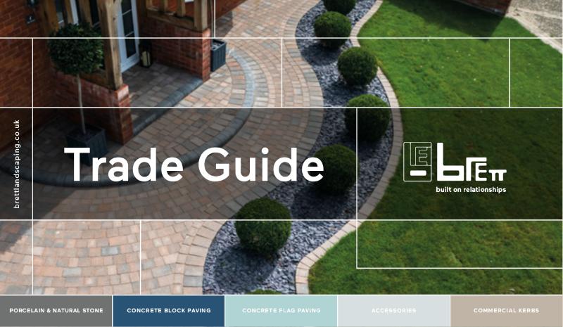 Brett Landscaping Trade Guide 2021