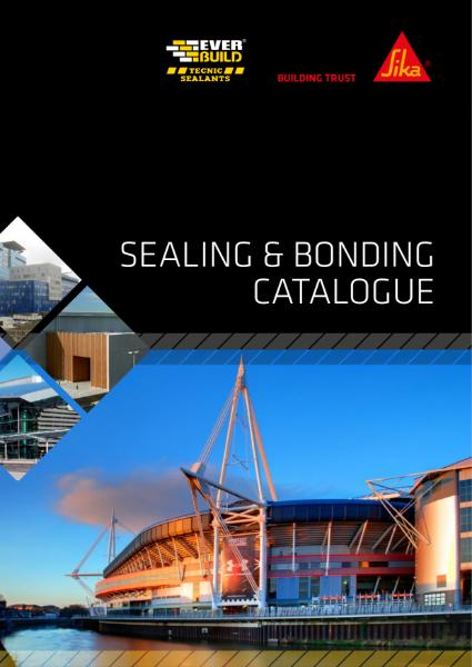 Sika Sealing & Bonding Catalogue
