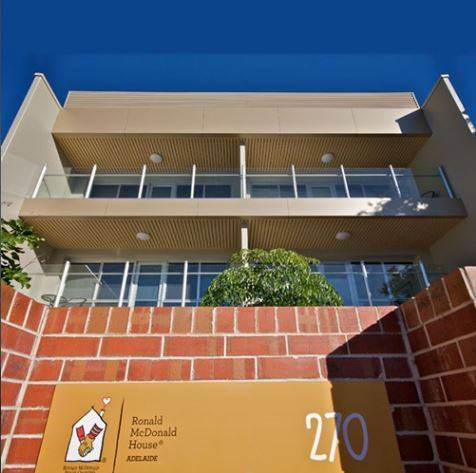 Ronald McDonald House, SA