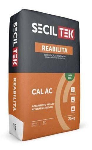 SecilTek Reabilita Cal AC Finishing Render
