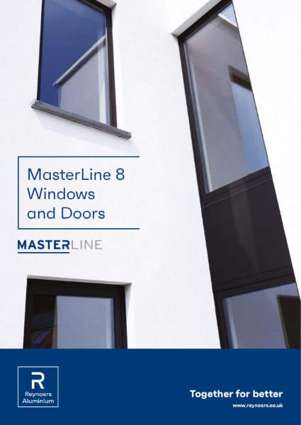 Aluminium Window & Door System - Masterline8