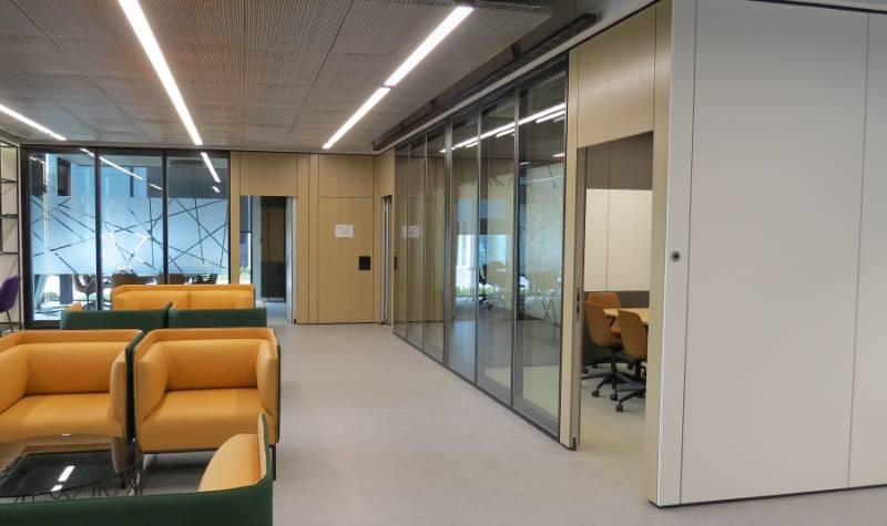 Style Delivers Collaborative Workspace to Hewlett Packard Offices