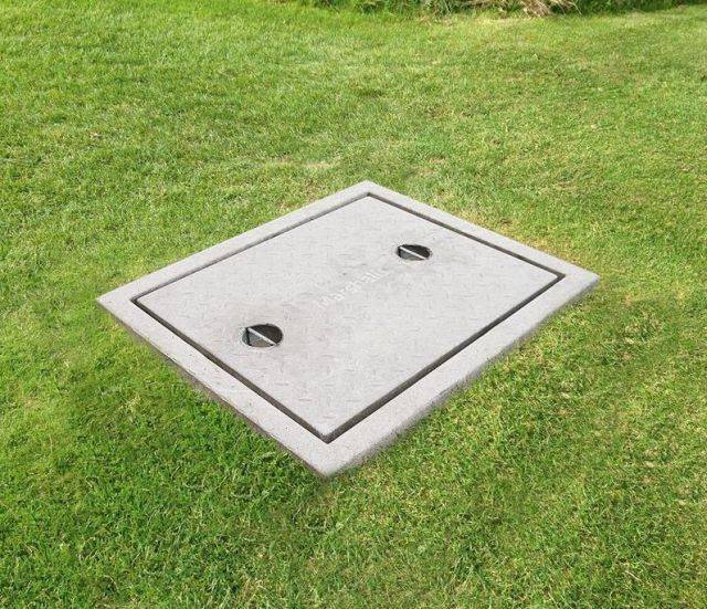 Household Inspection Chamber Cover Slabs