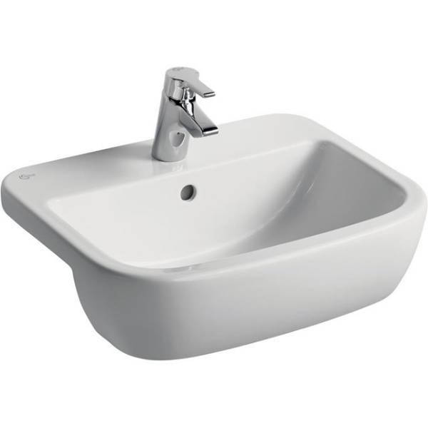 Tempo 55cm Semi-countertop Washbasin