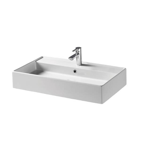 Vomano 60, 80, 100, 120 cm Washbasin Basin