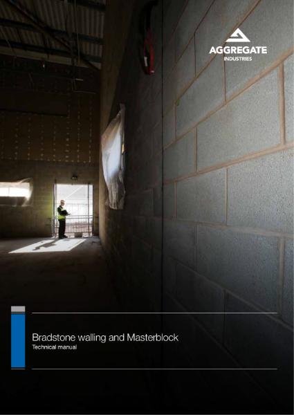 Bradstone Walling & Masterblock technical manual