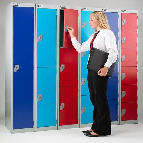 01 - Metal Lockers (Vedette)