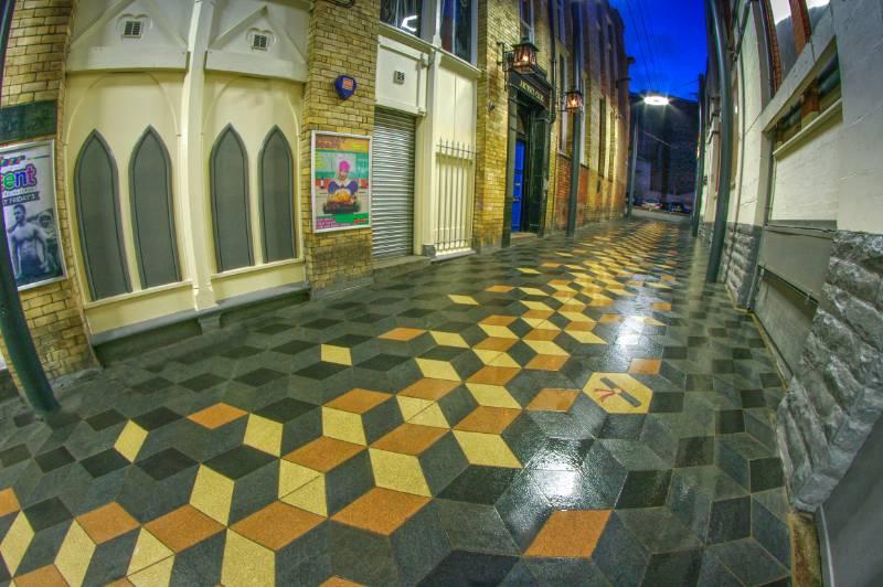 Eberle Street