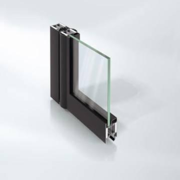 Thermally broken steel fire-resistant door - Janisol 2