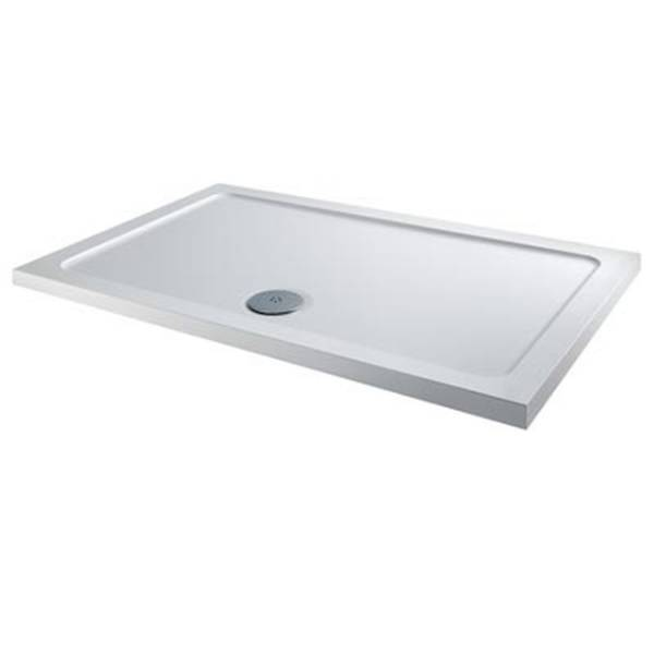 Rectangle Flat Top Tray
