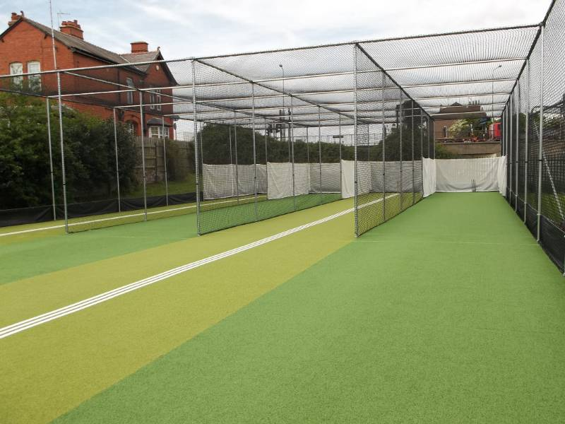Artificial Grass Case Study - Chester Boughton Hall Cricket Club