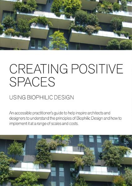 Creating Positive Spaces Using Biophilic Design
