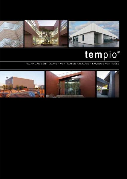 Tempio Ventilated Facades