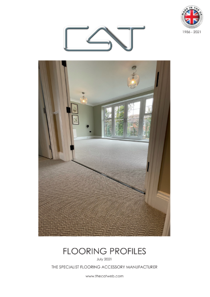 CAT Flooring Profiles Catalogue 2021