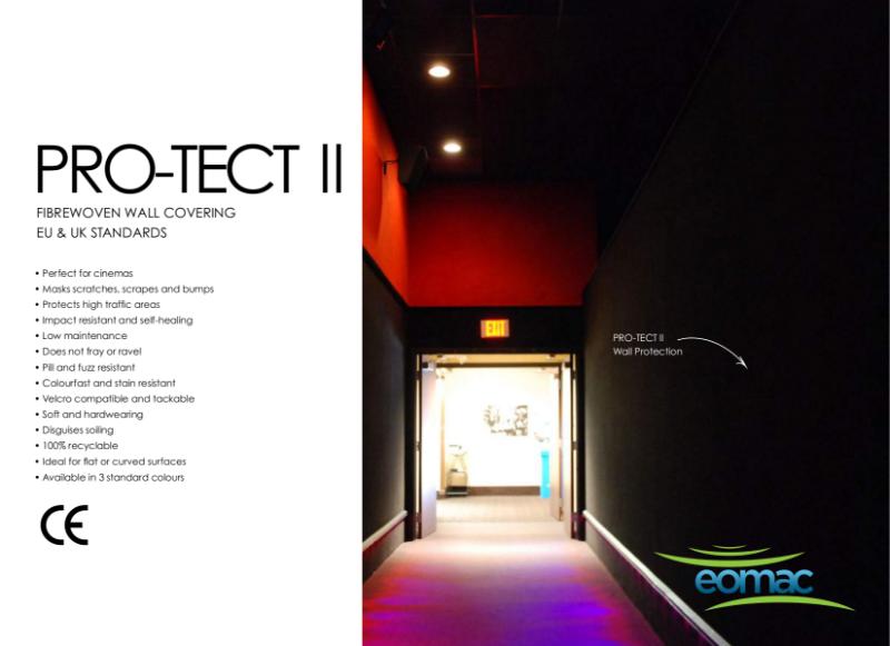Pro-Tect ll Wall Carpet