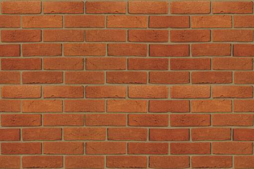 Handmade Light Red - Clay bricks