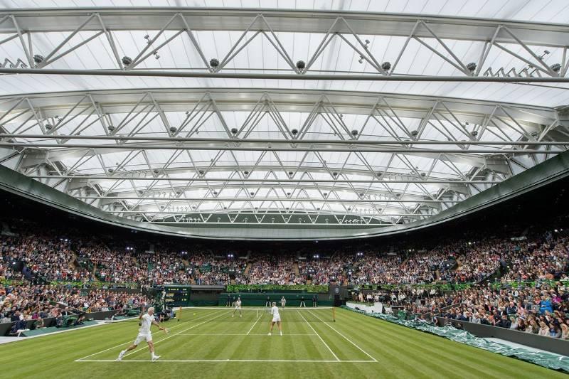 Wimbledon Court No.2, London