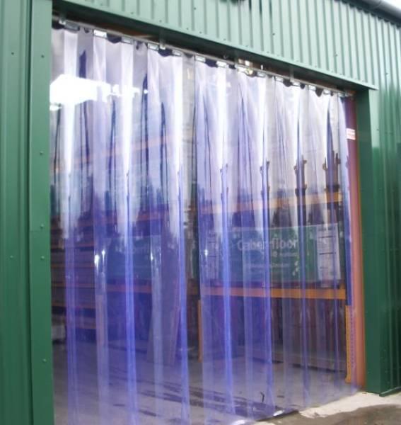 PVC Strip Curtain -  EV Range