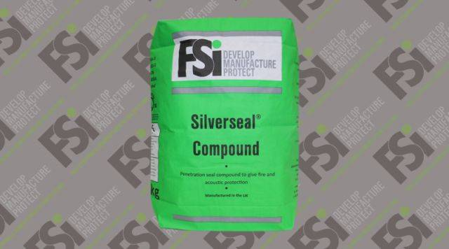 Silverseal® HS (High Strength) Compound