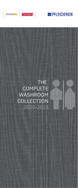 The Complete Washroom Collection 2020 - 2023